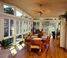 GABLED PATIO SUNROOMS